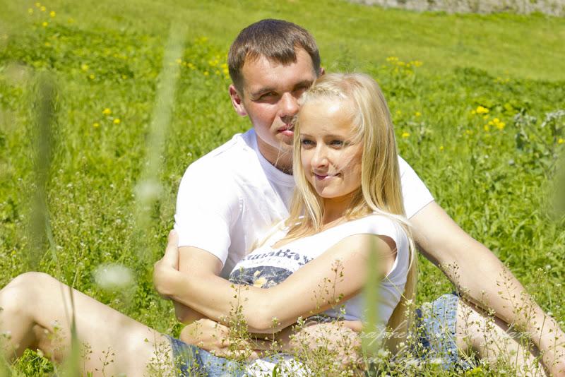 Lovestory. Юля и Сергей